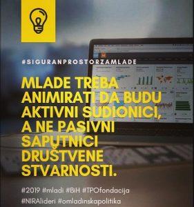 Zenica i Doboj: Riješi problem mladih i kreiraj promjenu
