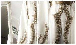 Kaftan haljine u potpisu dizajnerice iz Sandžaka