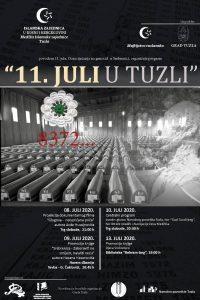 Tuzla: Poruka sjećanja na Genocid u Srebrenici