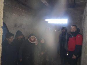 Bihać: Samostalna akcija spasavanja migranata