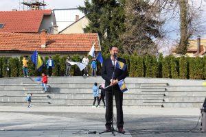 Dan nezavisnosti: Upriličen program u Tuzli