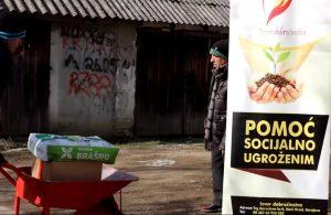 Zavidovići: Paketi za socijalno ugrožene porodice