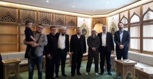 Čestitamo: Emir Perenda stekao zvanje hafiza Kur'ana