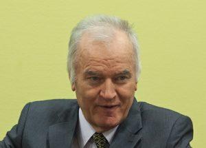 Zvanično: Doživotna kazna za ratnog zločinca Ratka Mladića